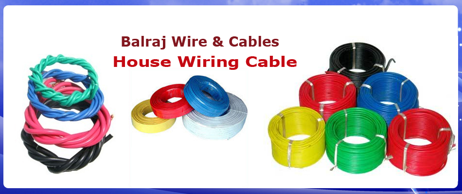 Balraj Cable Manufacturer and exporters of a wide range electrical ...